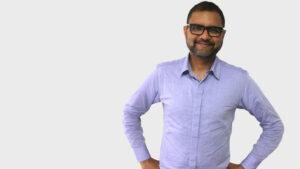 Ajay Bam of Vyrill